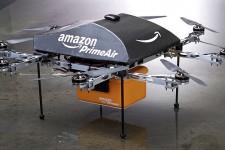 Amazon тестирует доставку дронами в Европе