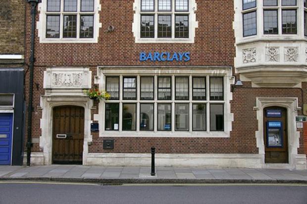 Barclays — Англия, 1690 г.