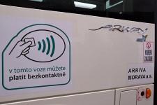 В транспорте Чехии можно расплатиться банковской картой