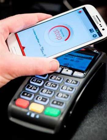 Vodafone запустил поддержку PayPal в своем мобильном кошельке