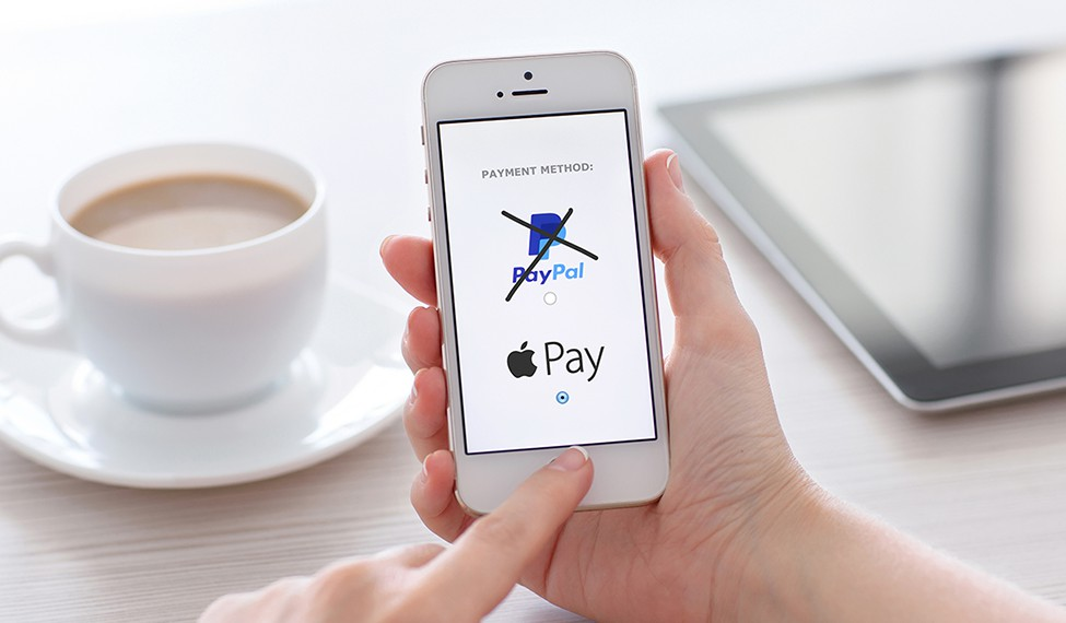 PayPal против Apple Pay