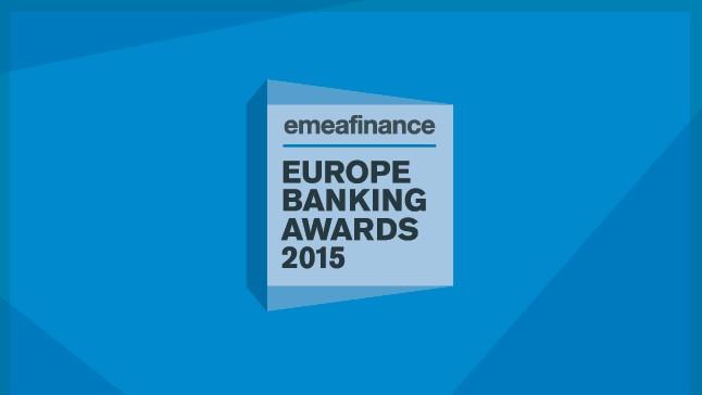 Europe Banking Awards 2015