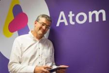 Британский мобильный банк Atom открылся