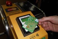 В метро Киева можно оплатить проезд картами «ПРОСТIР»