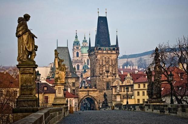 В Праге появились бесконтактные платежи в транспорте