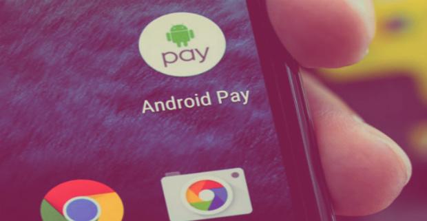 Android Pay станет универсальным платежным решением