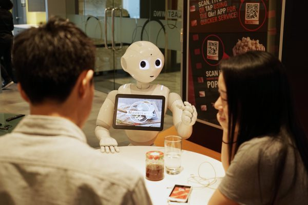 mastercard-labs-pepper-robot