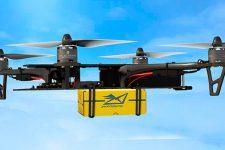 Укрпочта будет тестировать дроны для доставки почты