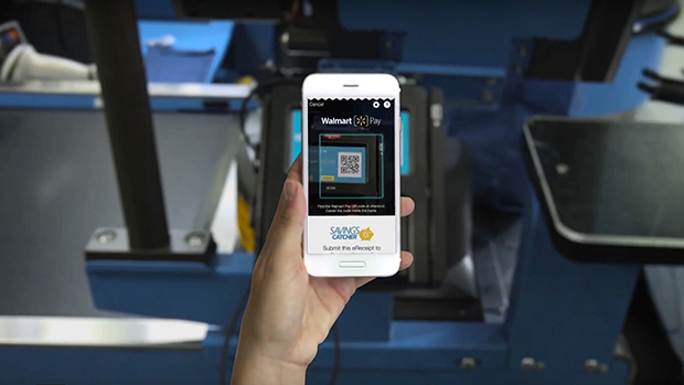 Платежное решение Walmart Pay стало доступно в 600 магазинах
