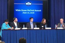 Стартапы пришли в Белый дом поговорить о FinTech