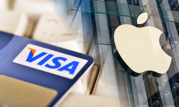 Visa и Apple налаживают сотрудничество (видео)