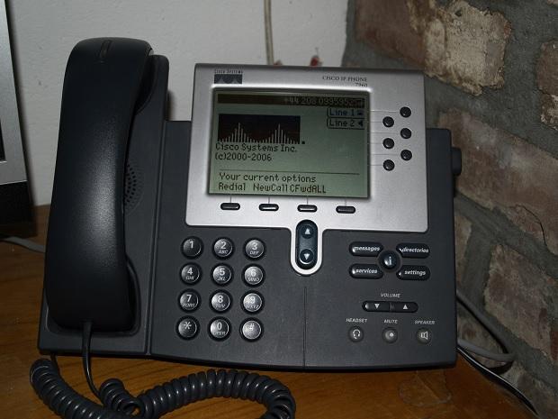 cisco iphone