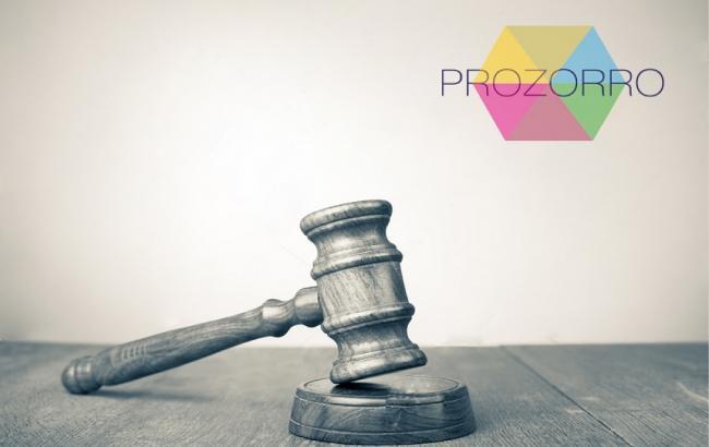 Госзакупки на Prozorro
