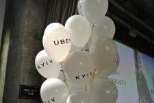 120 дней в Украине: Uber рассказал о результатах работы