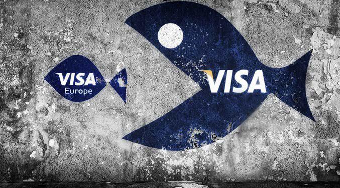 прибыль Visa