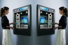 Как перевести деньги на карту через банкомат?
