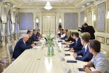 Лидеры украинских стартапов встретились с Президентом