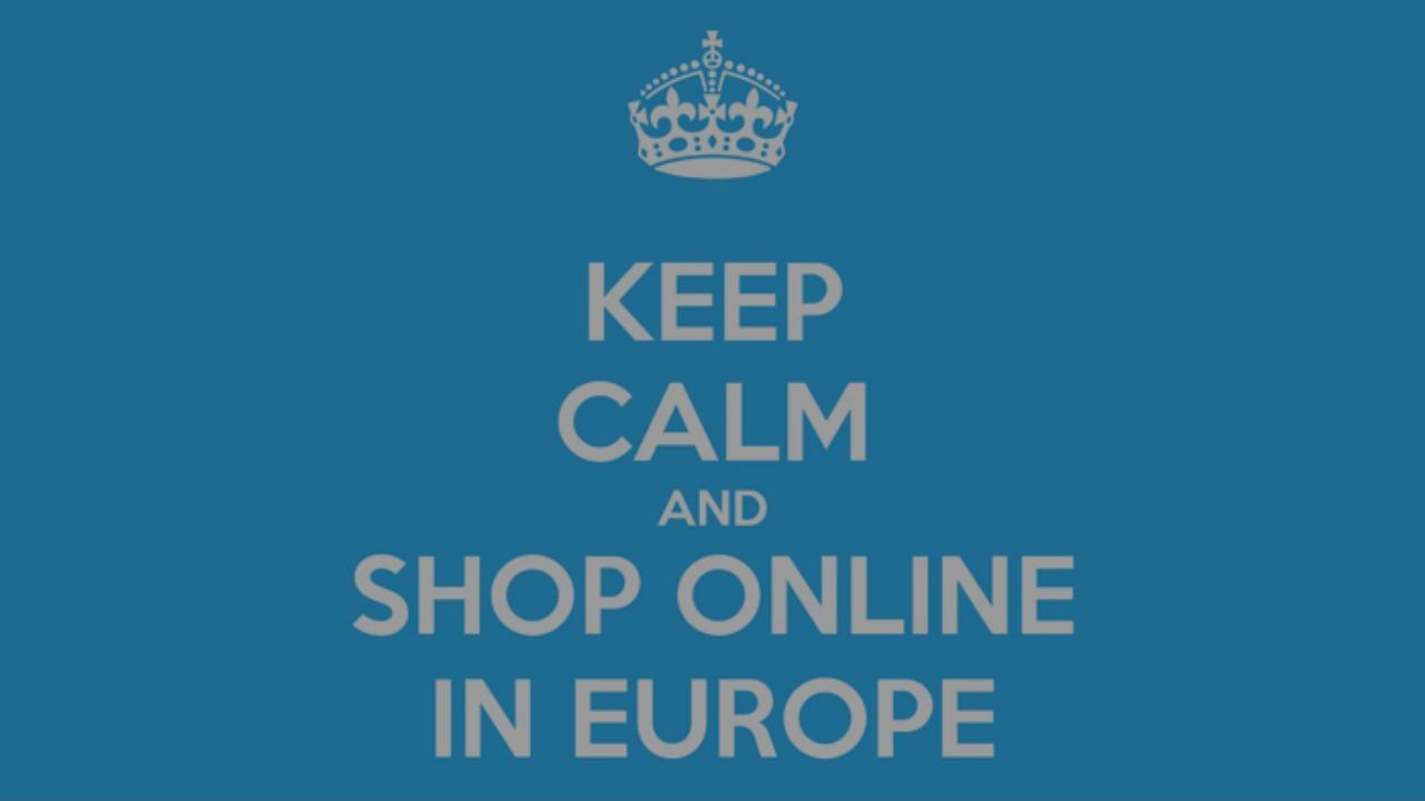 европейский e-commerce