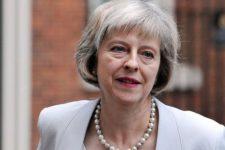 Британский фунт укрепился на фоне назначения Терезы Мэй премьером Великобритании