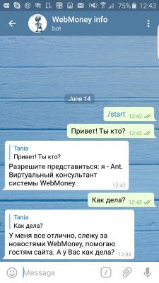 WebMoney bot (1)