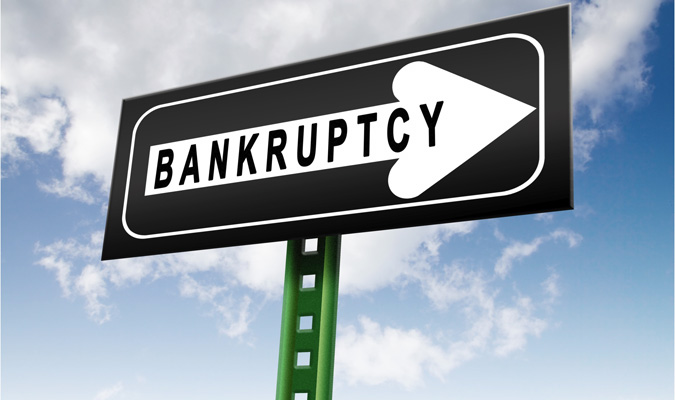 банкротство известных компаний