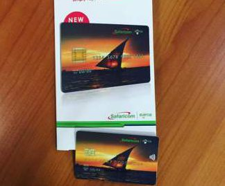мобильные деньги M-PESA