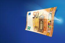 ЕЦБ представил новую купюру номиналом 50 евро