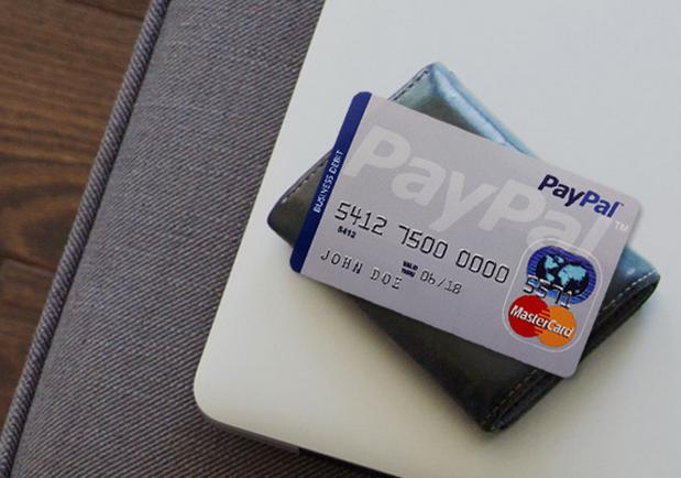 MasterCard и PayPal