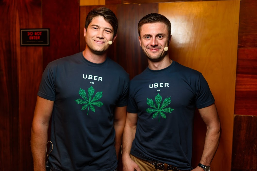 uber в киеве