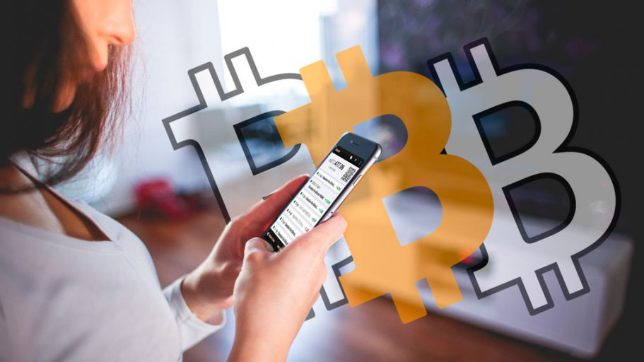 Bitcoin в мобильном: в Европе запустят новый сервис