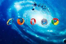 Интернет-помощники: краткая история браузеров (инфографика)