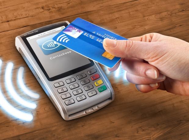 Бесконтактные платежи