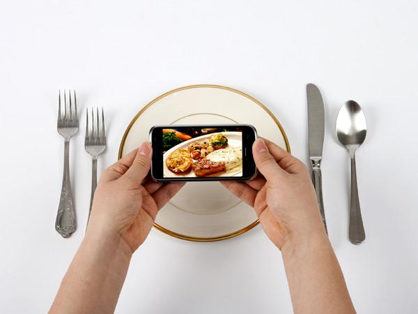 покупка продуктов питания в Интернете