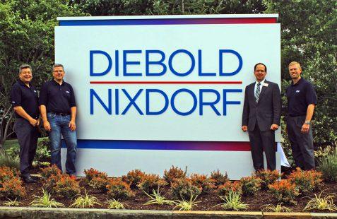 сделка Diebold