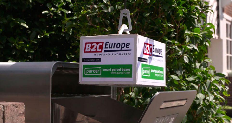 Дроны и умные почтовые ящики: новый сервис доставки в Европе (видео)
