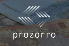 Результаты работы Prozorro — инфографика