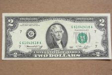 Клад из копилки: легенды и загадки редкой двухдолларовой купюры
