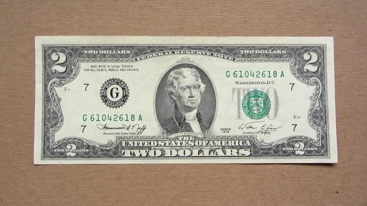 two-dollars