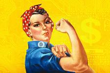 Неслабый пол: ТОП-10 женщин в FinTech