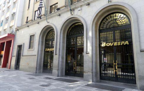 Фондовая биржа Сан-Паулу