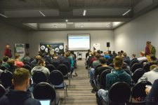 Blockchain & Bitcoin Conference: фоторепортаж