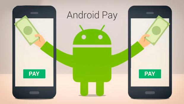 мобильный кошелек Android Pay