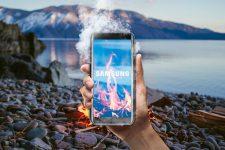 Горящий смартфон: Samsung назвала причины возгорания Galaxy Note 7