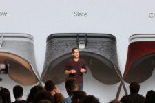 Google представила шлем виртуальной реальности