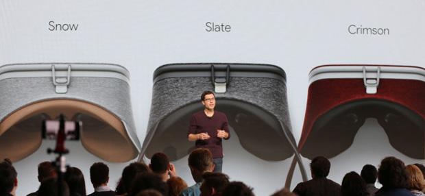 Google представила шлем виртуальной реальности (видео)