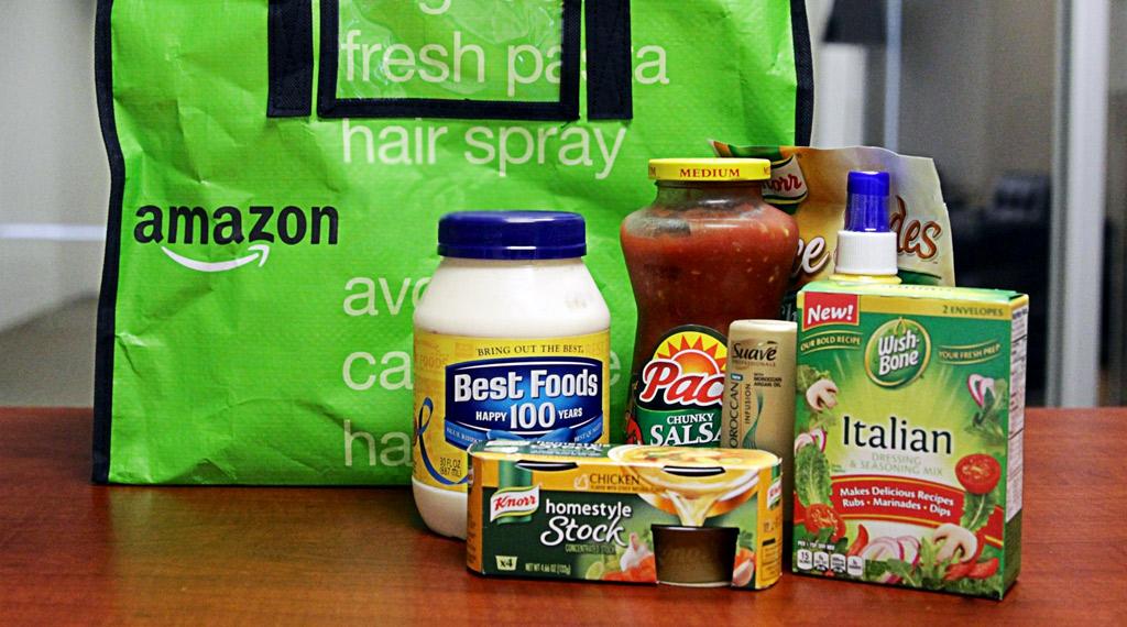 Не онлайн: Amazon планирует открыть продовольственные магазины (видео)