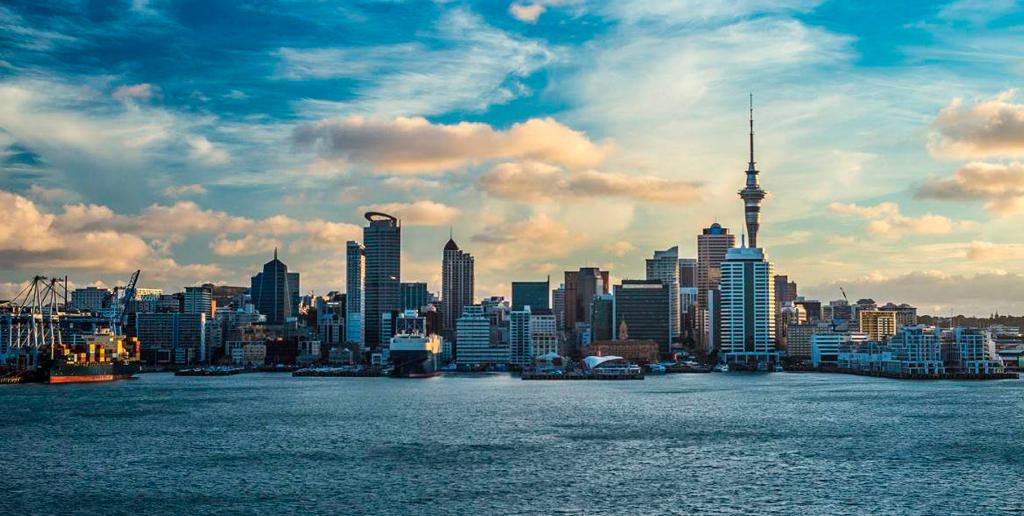 Apple Pay в Новой Зеландии