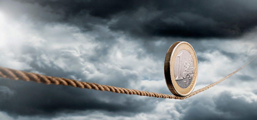Крах евро
