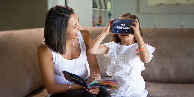 Как обучить ребенка финансам: виртуальная реальность в помощь (видео)