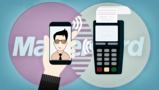 Селфи-платежи Mastercard